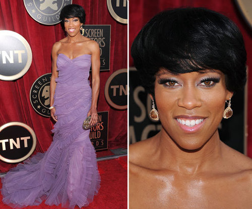 Regina King at the SAG Awards 2012