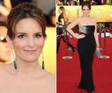 Tina Fey at the SAG Awards 2012