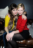 Kirsten Dunst and Lizzy Caplan