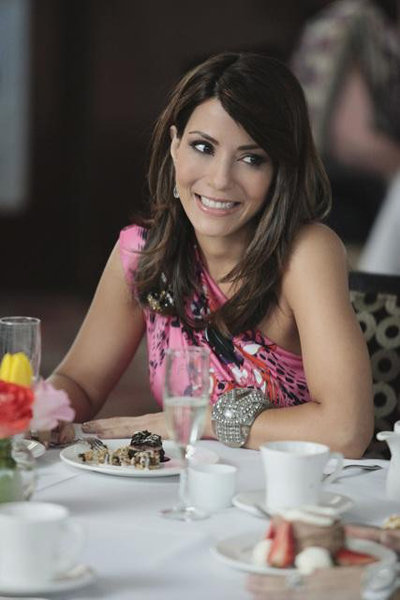 Marisol Nichols in GCB. Photos copyright 2012 ABC, Inc.