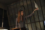 Darby Stanchfield in Scandal.