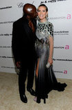 Seal and Heidi attended the 19th Annual Elton John AIDS Foundation Academy Awards party in February 2011.