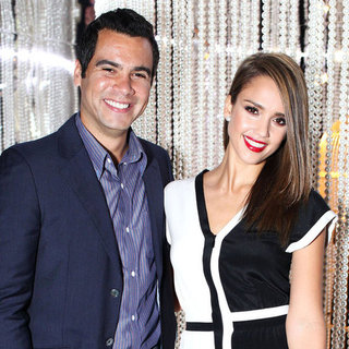 Jessica Alba & Rachel Zoe at Chanel Party Las Vegas Pictures