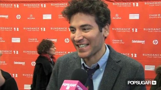 "Video: Director Josh Radnor Talks Liberal Arts and the ""Not Over-Hyped"" Elizabeth Olsen"