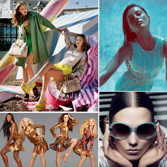 All the Gorgeous Spring 2012 Ads So Far — Chanel, Mulberry, Oscar de la Renta, and More!