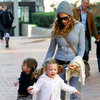 Sarah Jessica Parker NYC Pictures With Marion and Tabitha