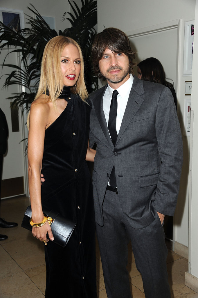 Rodger Berman was on hand for a charity event honoring his wife, Rachel Zoe.