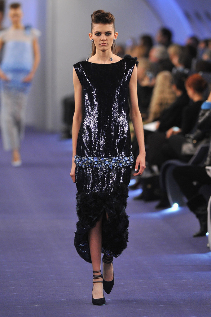 Couture Fashion Week: Chanel