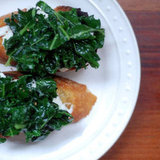 Kale and Burrata Bruschetta Recipe