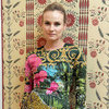 Diane Kruger Wears Versace in Paris Pictures