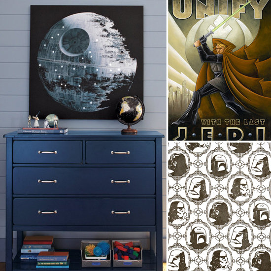 star wars home decor popsugar tech