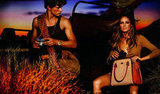 Michael Kors's Spring '12 ads ventured to the great wild. Source: Fashion Gone Rogue