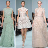 Couture Fashion Week Elie Saab 2012