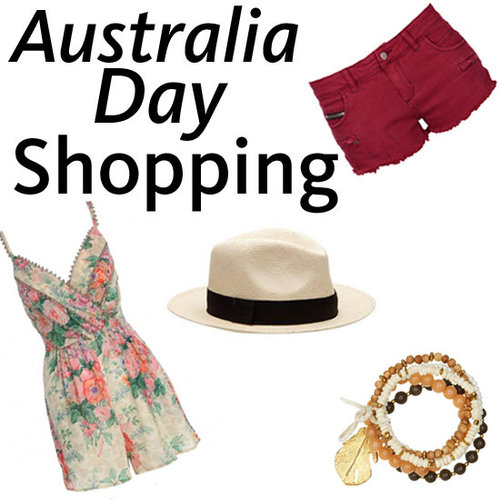 Top Ten Buys for Australia Day Fashion From Zimmermann, Anna & Boy, Country Road & More!