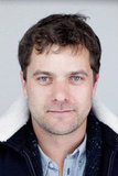 Joshua Jackson looked dreamy while promoting his film Lay the Favorite.