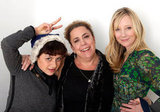 Lovely ladies Alia Shawkat, Marcia DeBonis, and Anne Heche stopped by the portrait studio while promoting their film That's What She Said.