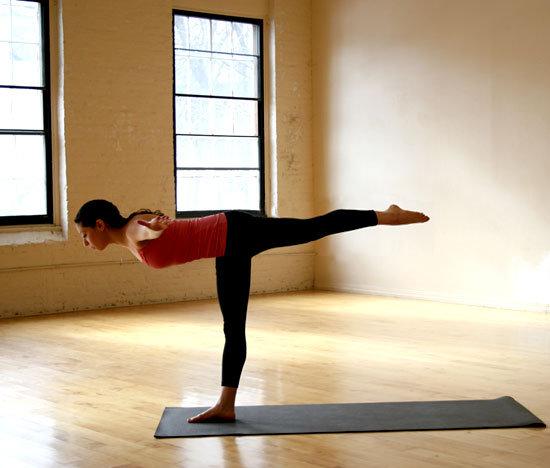1 yoga pose a day