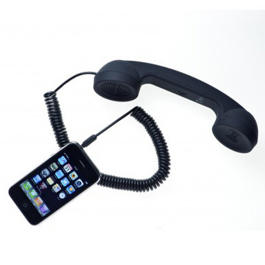 Retro Phone Headset