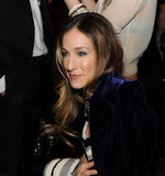 Sarah Jessica Parker partied in NYC.