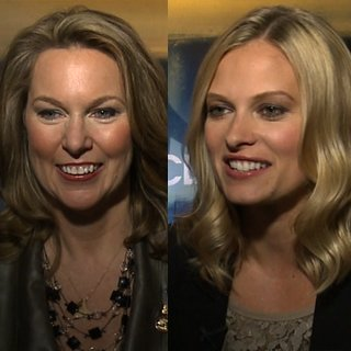 Vinessa Shaw Interview on Big Miracle (Video)