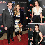 Sarah Jessica Parker and Matthew Broderick Toast the Premiere of Smash