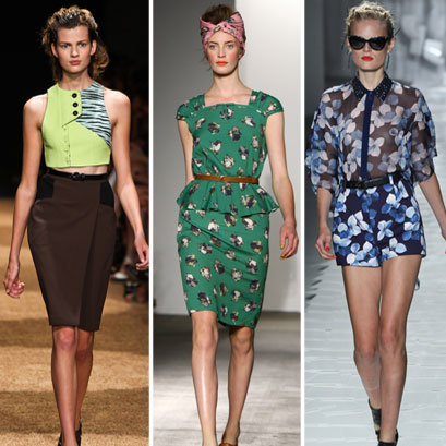 New York Fashion Week Fall 2012 Shows Editors Faves
