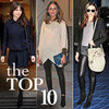 Best Celebrity Style For January 23, 2012