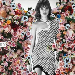 Natalia Vodianova in Stella McCartney Campaign