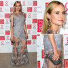 Diane Kruger Lace Erdem Gown