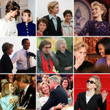 A Picture For Every Year of Hillary Clinton's National Service