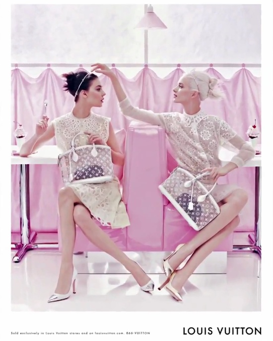 Louis Vuitton Spring 2012 Campaign & Video