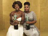Viola Davis and Octavia Spencer