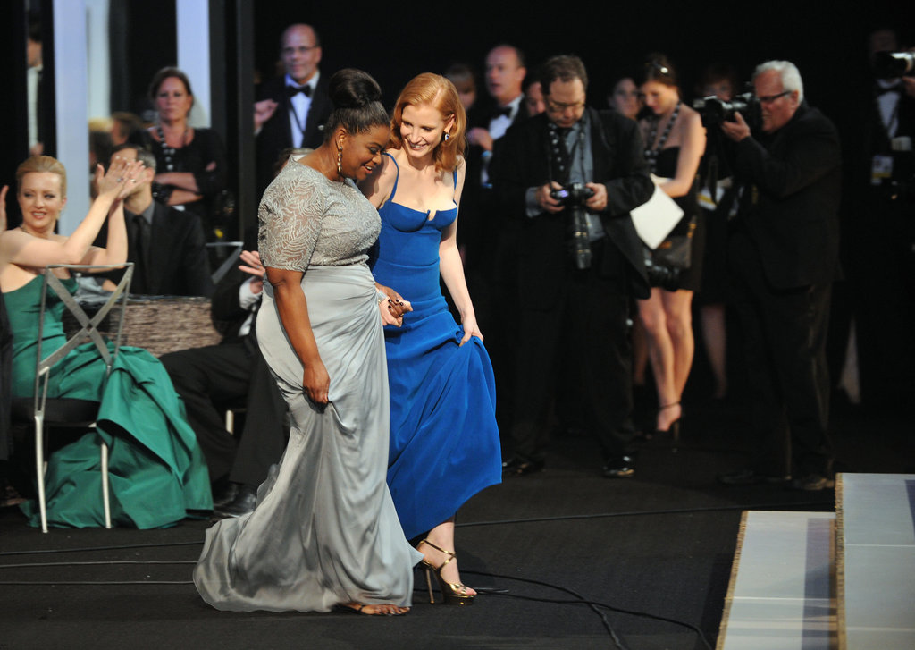 The Help cast picked up an award.
