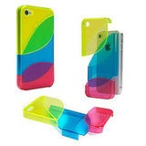 Snap on this three-piece Case-Mate Colorways case ($30) for a cool kaleidoscopic look.