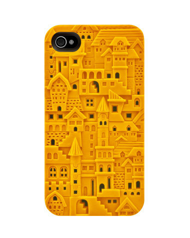 Look at all the details on the Switcheasy Chateau iPhone 4/4S ($35) case.