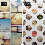 Show off your own springtime snaps on a Casetagram custom case ($35).