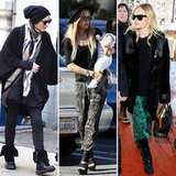 Celebrity Lookbook: Statement Pants