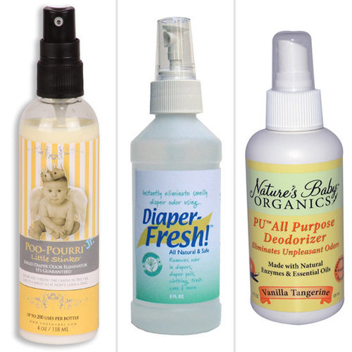 Diaper Deodorizer Spray