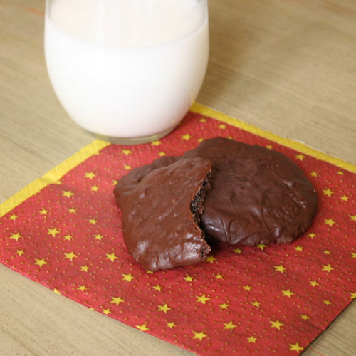 Vegan and Gluten-Free Thin Mints