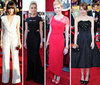 Who Was the Best Dressed Celebrity on the Red Carpet for the 2012 SAG Awards: Amber, Michelle, Emma or Rose?