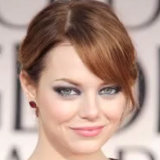 VIDEO: Get Emma Stone's Sultry Golden Globes Eye Makeup