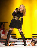 Madonna Rocks the Super Bowl Halftime Show With a Little Help From Her Friends