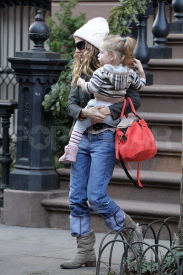 Sarah Jessica Parker Wraps Up Lovelace and Returns to Her Kids — but Not the Super Bowl