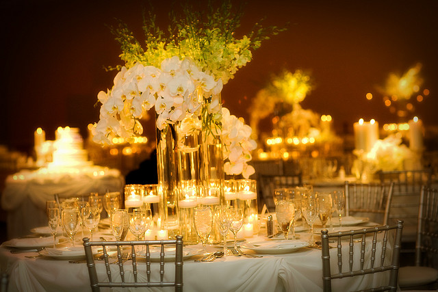 Fall Centerpiece Ideas For Wedding Receptions