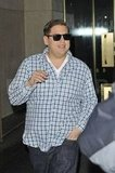 Jonah Hill was out in NYC.