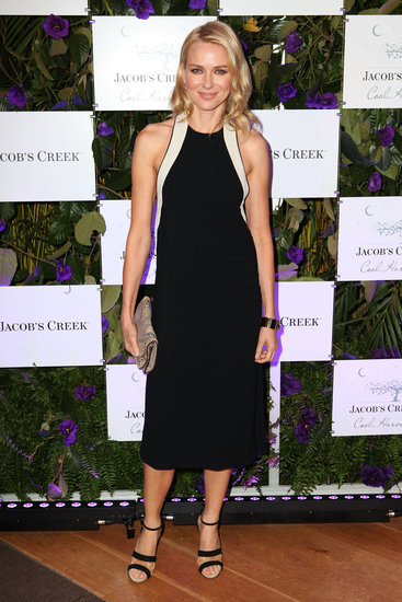 Naomi Watts at an event in Australia.