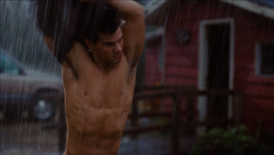 Exclusive — Breaking Dawn DVD Extra With Taylor — and Shirtless Jacob!