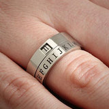 Secret decoder ring ($16)