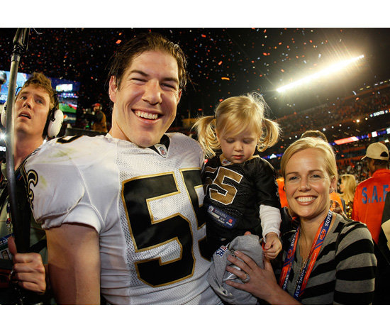 Scott Fujita and Family