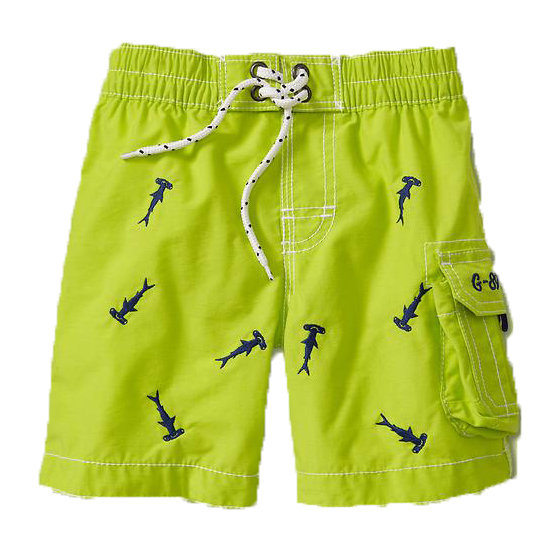Gap Shark-Embroidered Trunks